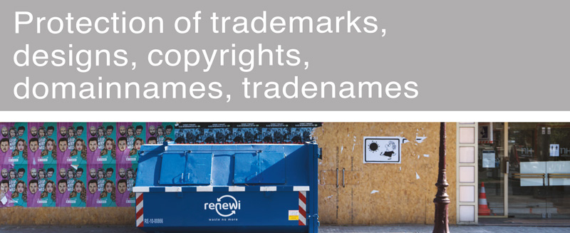 Matchmark - design rights, trademark law